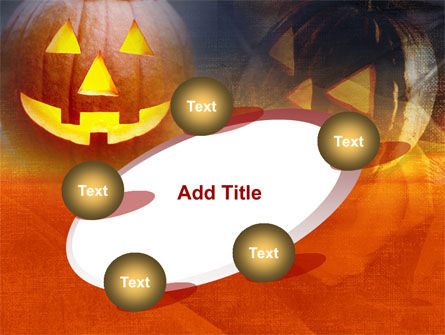 Halloween PowerPoint Template Slide 14