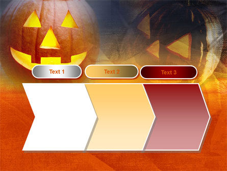 Halloween PowerPoint Template Slide 16