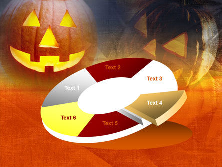 Halloween PowerPoint Template Slide 19