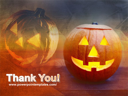 Halloween PowerPoint Template Slide 20