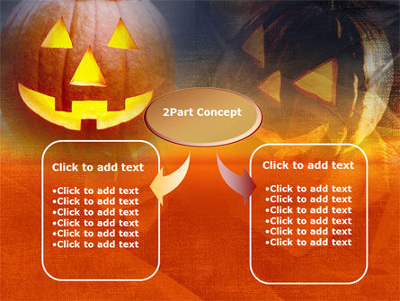 Halloween PowerPoint Template, Slide 4, 00693, Holiday/Special Occasion — PoweredTemplate.com