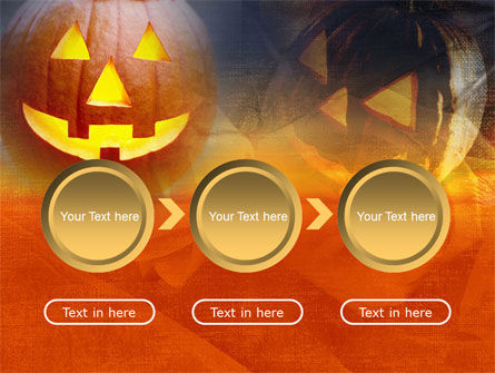 Halloween PowerPoint Template Slide 5