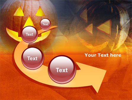 Halloween PowerPoint Template Slide 6