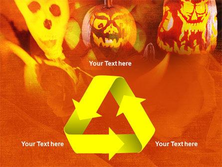 Halloween Decoration PowerPoint Template Slide 10