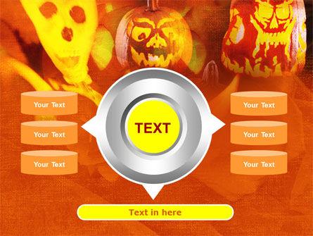 Halloween Decoration PowerPoint Template Slide 12