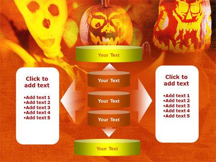Halloween Decoration PowerPoint Template Slide 13