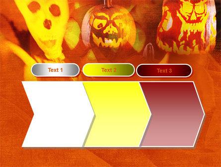 Halloween Decoration PowerPoint Template Slide 16