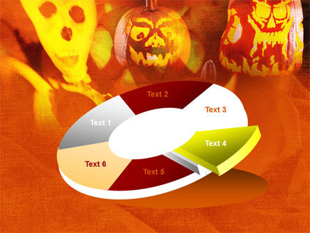 Halloween Decoration PowerPoint Template Slide 19