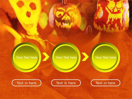 Halloween Decoration PowerPoint Template Slide 5