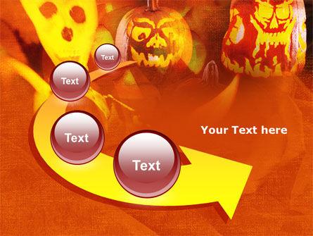 Halloween Decoration PowerPoint Template Slide 6