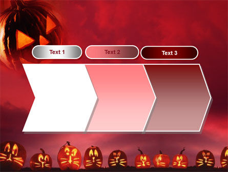 Stingy Jack And Jack O'Lantern Halloween Night PowerPoint Template Slide 16