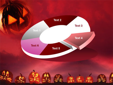 Stingy Jack And Jack O'Lantern Halloween Night PowerPoint Template Slide 19