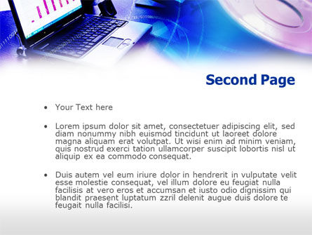 Multimedia PowerPoint Template, Slide 2, 00698, Technology and Science — PoweredTemplate.com