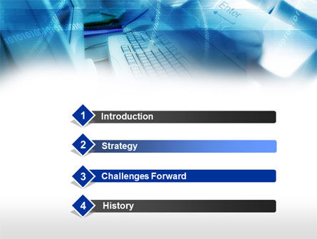 Computer Class PowerPoint Template Slide 3