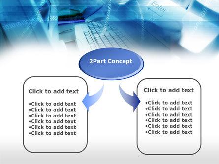 Computer Class PowerPoint Template Slide 4