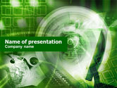 Technology and Science: Scientific Innovations PowerPoint Template #00703