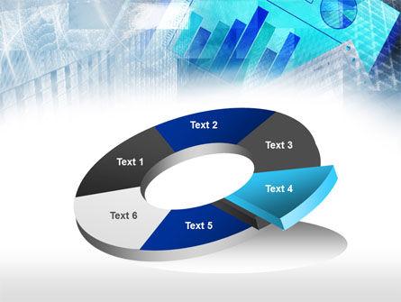 Stock Market News PowerPoint Template Slide 19