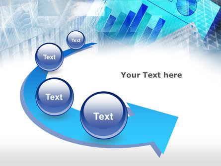 Stock Market News PowerPoint Template Slide 6