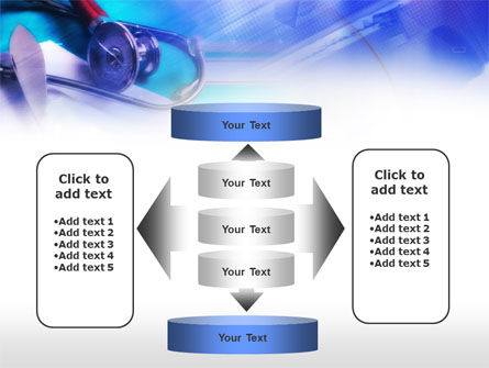 Medical Tests In The Lab PowerPoint Template Slide 13