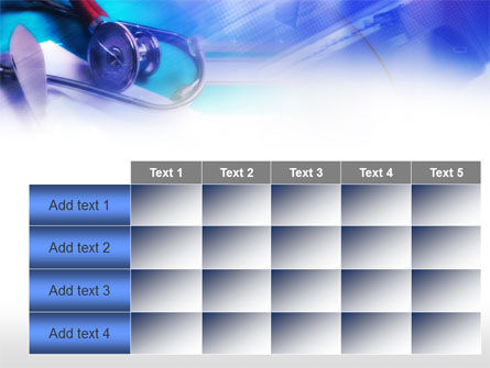 Medical Tests In The Lab PowerPoint Template Slide 15