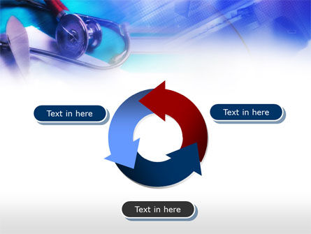 Medical Tests In The Lab PowerPoint Template Slide 9