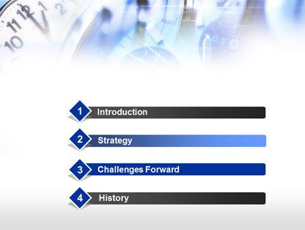 Synchronization PowerPoint Template Slide 3