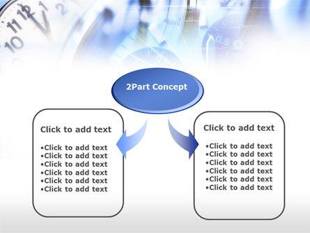 Synchronization PowerPoint Template Slide 4