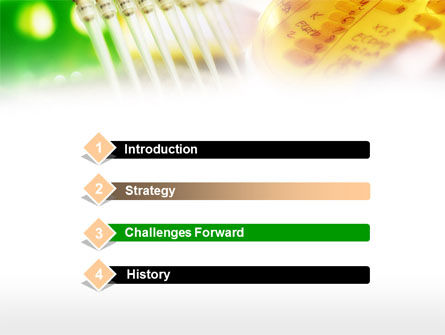 Circuit Board Production PowerPoint Template, Slide 3, 00720, Technology and Science — PoweredTemplate.com