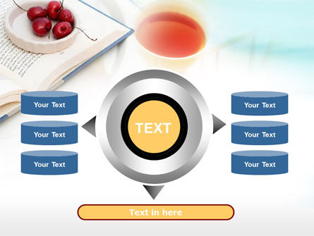 Cup Of Tea PowerPoint Template Slide 12