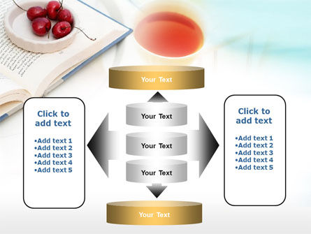 Cup Of Tea PowerPoint Template Slide 13