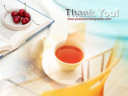 Cup Of Tea PowerPoint Template Slide 20