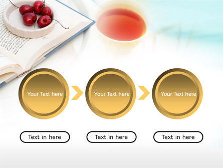 Cup Of Tea PowerPoint Template Slide 5