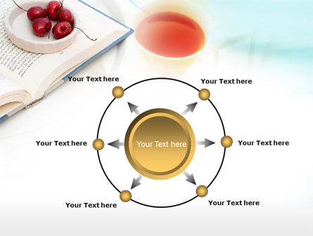 Cup Of Tea PowerPoint Template Slide 7