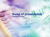 Telecommunication: Verkoop Via De Telefoon PowerPoint Template #00724