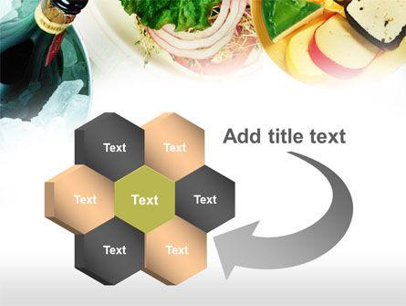 Banquet PowerPoint Template Slide 11