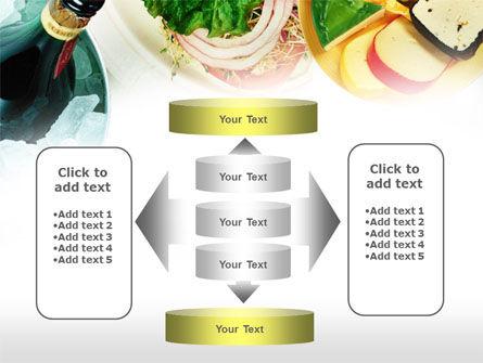 Banquet PowerPoint Template Slide 13
