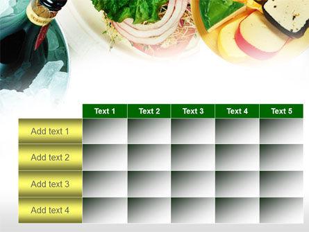 Banquet PowerPoint Template Slide 15