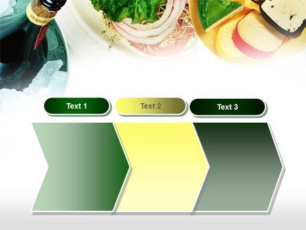 Banquet PowerPoint Template Slide 16
