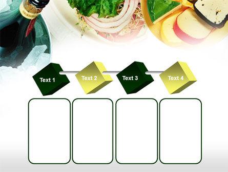 Banquet PowerPoint Template Slide 18