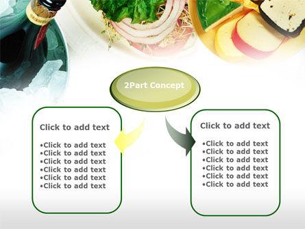Banquet PowerPoint Template, Slide 4, 00725, Food & Beverage — PoweredTemplate.com