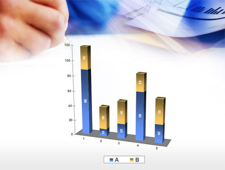 Accounting Reports PowerPoint Template Slide 17