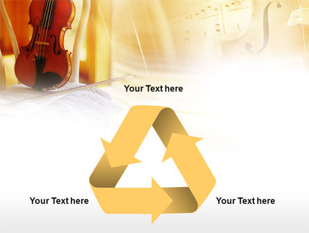 Fiddle PowerPoint Template Slide 10