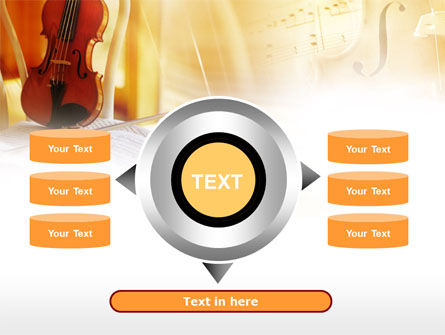 Fiddle PowerPoint Template Slide 12