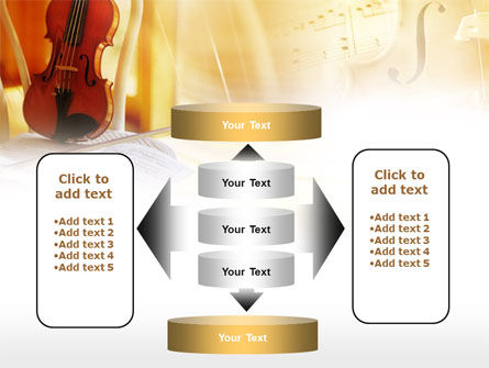 Fiddle PowerPoint Template Slide 13