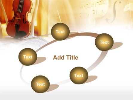 Fiddle PowerPoint Template Slide 14