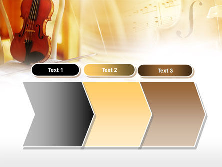 Fiddle PowerPoint Template Slide 16