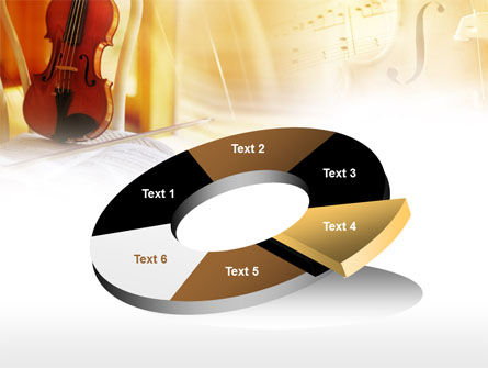 Fiddle PowerPoint Template Slide 19