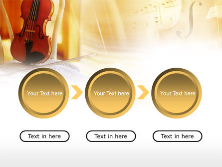 Fiddle PowerPoint Template Slide 5
