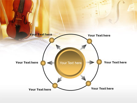 Fiddle PowerPoint Template Slide 7