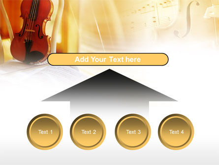 Fiddle PowerPoint Template Slide 8